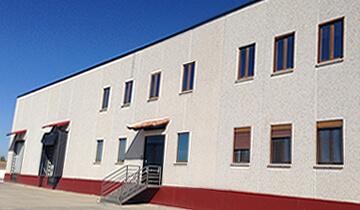 Amplias instalaciones para la producción hortícola